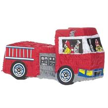 Fire Engine Pinata Party Game | Decoration
