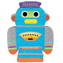 Robot Pinata Party Game | Decoration