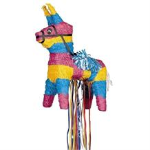 Donkey Pull Pinata Party Game | Decoration