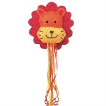 Lion Pull Pinata Party Game | Decoration