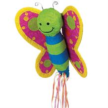 Butterfly Pull Pinata Party Game | Decoration