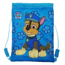 Paw Patrol Chase Drawstring | Trainer | School Gym Bag
