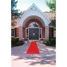 Hollywood Imitations Plastic Red Carpet | Decoration