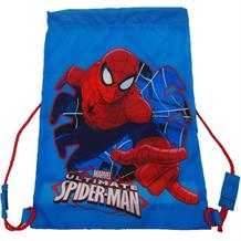 Ultimate Spiderman Drawstring | Trainer | School Gym Bag