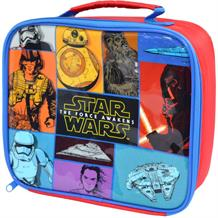 Star Wars Ep7 Retro School Lunch Bag