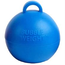 Blue Bubble Balloon Weight 35g Table Centrepiece | Decoration
