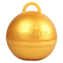 Gold Bubble Balloon Weight 35g Table Centrepiece | Decoration