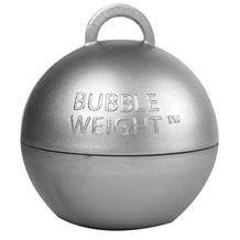 Silver Bubble Balloon Weight 35g Table Centrepiece | Decoration