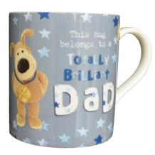 Boofle Totally Brilliant Dad Drinking Mug | Cup