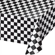Chequered Flag Racing Party Tablecover | Tablecloth