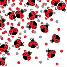 Ladybird Party Table Confetti | Decoration