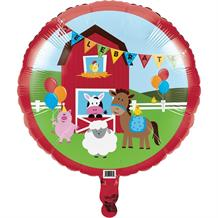 Farmhouse Fun Foil | Helium Balloon