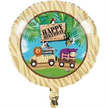 Safari Animal Foil | Helium Balloon