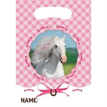 Heart My Horse Party Favour Loot Bags