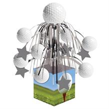 Golf Party Cascade Table Centrepiece | Decoration
