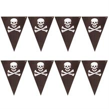 Pirate Map Party Flag Banner | Bunting | Decoration