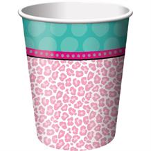Sparkle Spa Party Cups