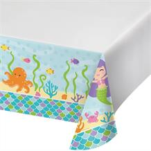Mermaid Friends Party Tablecover | Tablecloth