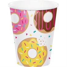 Doughnut Time Party Cups