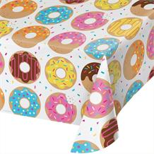 Doughnut Time Party Tablecover | Tablecloth