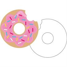 Doughnut Time Party Invitations | Invites