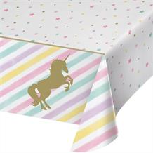 Unicorn Sparkle Party Tablecover | Tablecloth