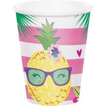 Pineapple and Friends Party Cups