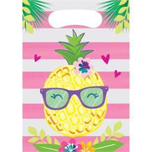 Pineapple and Friends Party Loot Bags