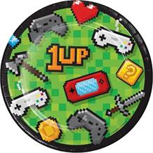 Gaming | Game On Party Cake Plates