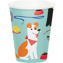 Dog Party Cups