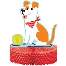 Dog Party Honeycomb Table Centrepiece | Decoration