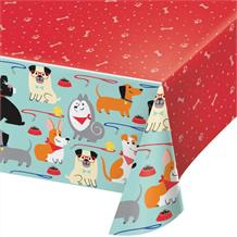 Dog Party Tablecover | Tablecloth