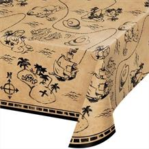 Pirate Treasure Party Tablecover | Tablecloth