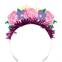 Floral Tea Party Favour Tiaras | Headbands
