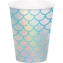 Mermaid Shine Party Cups