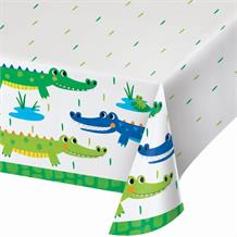 Alligator | Crocodile Party Tablecover | Tablecloth