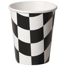 Chequered Flag Racing Party Cups
