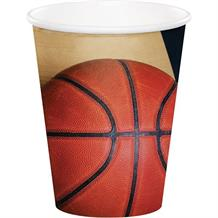 Basketball Party Cups