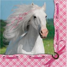 Heart My Horse Party Napkins | Serviettes