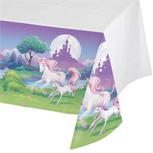 Unicorn Fantasy Party Tablecover | Tablecloth