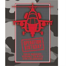 Operation Camouflage | Army Party Invitations | Invites
