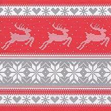 Nordic Stag Party Napkins | Serviettes