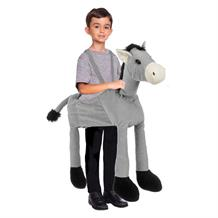 Donkey Childrens Ride on Dress Up Costume
