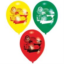 Disney Cars Party Latex Balloons