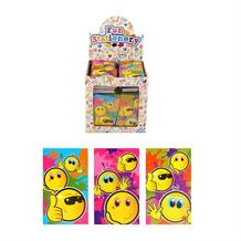 Emoji Smile Face Notepad Party Bag Filler | Favours