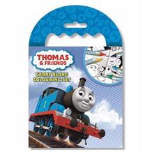 Thomas & Friends Carry Along Travel Colouring Pack