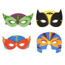 Superhero Party Favour | Face Masks
