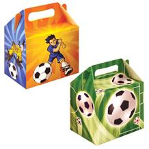 Football Party Card Favour | Food Box