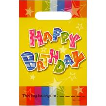 Happy Birthday Party Favour | Loot Bags