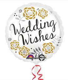 Wedding, Engagement and Anniversary Foil Balloons | Party Save Smile